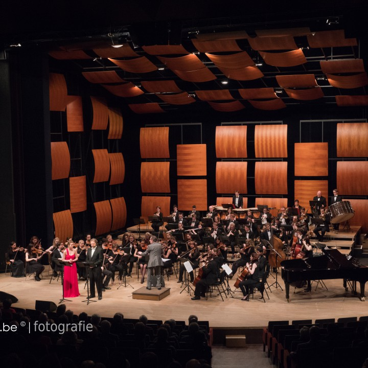 Lenteconcert Limburgs Orkest Jeugd en Muziek - Cultuurcentrum Hasselt